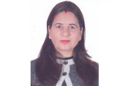 Ms. Mira Sharma